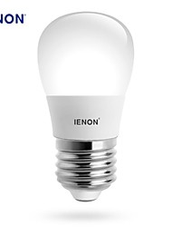 IENON® E26/E27 5 W SMD 400-450 LM Warm White S Globe Bulbs AC 100-240 V