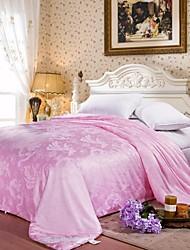 Handmade 100% Pure Silk  Wedding Quilt