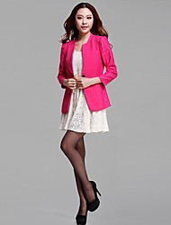 Women's Suits & Blazers , Polyester Bodycon CHENXI