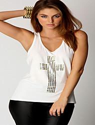 Abigail Strap Diamonade Fashion Fitted Shirt