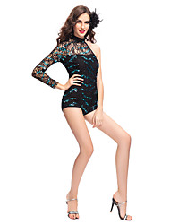 Women and Kids' Sexy Lace & Spandex Jazz/Modern  Dancewear