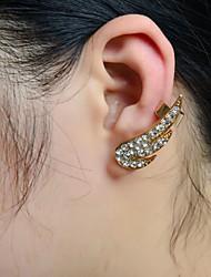 piedra ala conjunto del manguito del oído
