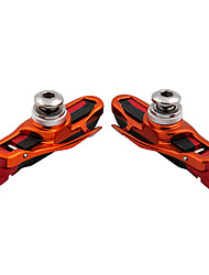 BARADINE Rubber Orange Road Bike Brake Shoes