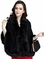 Women's Wool Casual Long Sleeve VAKA