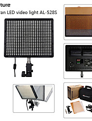Aputure Amaran AL-528S LED Light Digital Video Lighting for Canon/Nikon/Sony F926 (US Standard)