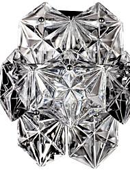 Modernes Design Exklusive Kristallwandleuchte zwei Licht