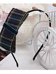accessori per capelli stile bowknot fasce europei colore casuale