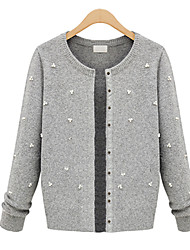 Women's Tops & Blouses , Cotton Blend Casual MiLi