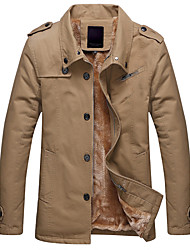 SMR Men's Fashion Stand Collar Jacket_2189B