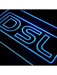 i436 DSL Computer Digital Data Transfer Light Sign