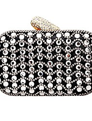 Miss Ricy Women's Rhinestone Evening Handbag/Clutches with Gold Plated(More Colors)