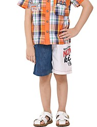 Boy's Cotton Shorts/Jeans , Summer