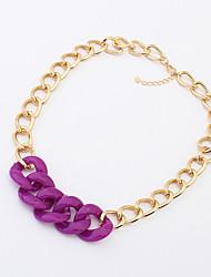beishiqi Frauen Link einfache Halskette