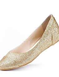 Women's Shoes Comfort Flat Heel Sparkling Glitter Flats Shoes More Colors available