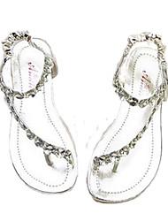 Sunfarey Women's Casual Flip Flops  Sandal