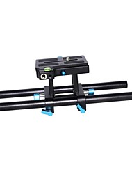 FOTGA DP3000 15mm Rail Rod Support BasePlate f DSLR HDV VG900E Follow Focus Rig