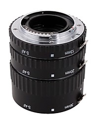 Meike Metal Auto focus Macro Extension Tube for Sony Alpha mount Cameras