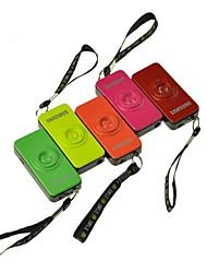 Creative Camera Metal Lighters Toys (Random Color)