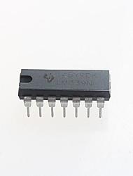 LM324N LM324 baixa potência quad op amp dip-14 (5pcs)