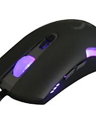 eelement® USB Проводная оптическая 6 цвет дыхательные огни мышки 1600dpi