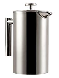 26 oz Modern Straight Stainless Steel Coffee Percolator