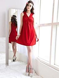das mulheres joannekitten moda coreano sensuais dois tipos de opções de venda sobre o vestido de lei