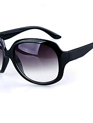 J&X Fashion All-Matched Large Frame Sunglasses