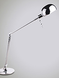 Swing Arm/Eye Protection Desk Lamps , Modern/Comtemporary Metal