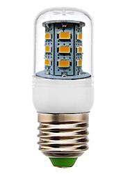 E26/E27 Bombillas LED de Mazorca T 24 SMD 5730 350 lm Blanco Cálido Decorativa AC 100-240 V
