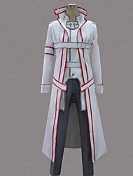 Sword Art Online SAO Knights of the Blood Kirito Cosplay Costume