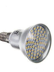 4W E14 LED Spotlight PAR38 60 SMD 3528 300-350 lm Warm White AC 220-240 V