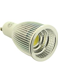 7W GU10 LED Spotlight 1 COB 700-770 lm Warm White / Cool White AC 85-265 V