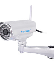 Bullet Outdoor IP Camera 1.0 MP  IR-cut Waterproof P2P (1/5 Inch Color CMOS Sensor)