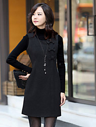 Women's Dresses , Cotton Casual