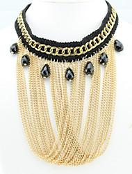 h&diamonade les glands d des femmes de collier élégant