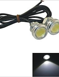 Faros Antiniebla/Luz para el Día/Luz Para La Placa del Coche ( 6000K , Luz Dirigida ) - LED
