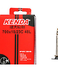 KENDA 700*18/23c Water-proof FV 48mm Butyl Rubber MTB Tube
