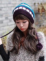 Women's  Fashion Personality Delicate Lovely Knitting Keep Warm  Hat
