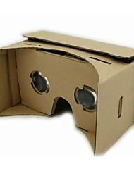realtà virtuale diy geekergo cartone google cartone occhiali 3d per i dispositivi Android