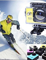 "SJ4000  1.5"" TFT 12.0 MP 2/3"" CMOS 1080P Full HD Outdoor Sports Digital Video Camera w/2 Pces Battery"