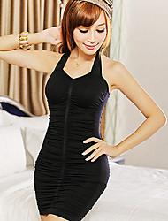les femmes façonneur de corps amincissant des sous-vêtements shapewear robe ceinture amincissante sein push-up hip ascenseur ny055 noir