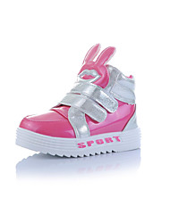 Sneakers de diseño ( Azul/Rosado/Blanco ) - Comfort/Dedo redondo/Punta cerrada - Cuero Artificial