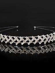 headbands liga / tiaras com strass para meninas ou mulheres