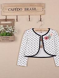 Girl Vest Formal Satin Suit
