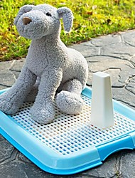 Indoor Dog Potty Toilet Puppy Pee Training Pad Easy-Clean Portable (34*47cm)