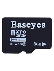 Easeyes 8GB Micro SDHC Class 10 TF Memory Card