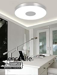 Flush-Mount-Light LED White-Light 16W 220V Fashion Simple Modern