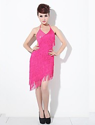Womens Fashion Slim Sexy Ballroom Dancing Dress