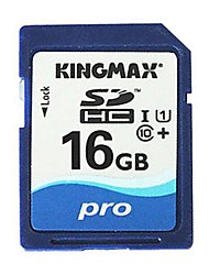 echte kingmax SDHC Pro-Speicherkarte - 16 GB (Klasse 10)