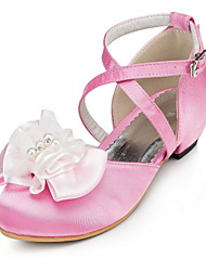 Girl's Shoes Wedding Shoes Comfort Flats Wedding Pink